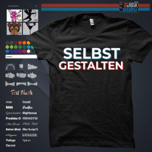 JGA Shirt selbst designen