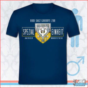 JGA Shirt Ballerbrühe Spezialeinheit